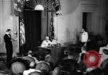 Image of Franklin D Roosevelt Washington DC USA, 1941, second 1 stock footage video 65675048966