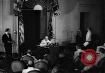 Image of Franklin D Roosevelt Washington DC USA, 1941, second 3 stock footage video 65675048966