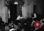Image of Franklin D Roosevelt Washington DC USA, 1941, second 6 stock footage video 65675048966