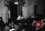 Image of Franklin D Roosevelt Washington DC USA, 1941, second 8 stock footage video 65675048966