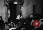 Image of Franklin D Roosevelt Washington DC USA, 1941, second 10 stock footage video 65675048966