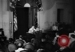 Image of Franklin D Roosevelt Washington DC USA, 1941, second 11 stock footage video 65675048966