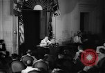 Image of Franklin D Roosevelt Washington DC USA, 1941, second 12 stock footage video 65675048966