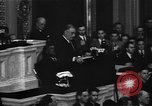 Image of Franklin D Roosevelt Washington DC USA, 1940, second 9 stock footage video 65675048968