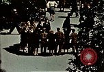 Image of Arc de Triomphe Paris France, 1945, second 5 stock footage video 65675048970