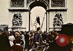 Image of Arc de Triomphe Paris France, 1945, second 6 stock footage video 65675048973
