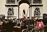 Image of Arc de Triomphe Paris France, 1945, second 7 stock footage video 65675048973