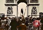Image of Arc de Triomphe Paris France, 1945, second 8 stock footage video 65675048973