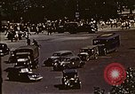 Image of Arc de Triomphe Paris France, 1945, second 9 stock footage video 65675048977