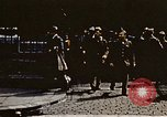 Image of American soldiers London England United Kingdom, 1945, second 2 stock footage video 65675048981