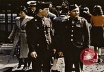 Image of American soldiers London England United Kingdom, 1945, second 6 stock footage video 65675048981