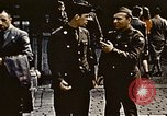 Image of American soldiers London England United Kingdom, 1945, second 8 stock footage video 65675048981