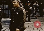 Image of American soldiers London England United Kingdom, 1945, second 10 stock footage video 65675048981