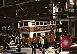 Image of double decker bus London England United Kingdom, 1945, second 6 stock footage video 65675048982