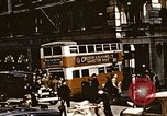 Image of double decker bus London England United Kingdom, 1945, second 7 stock footage video 65675048982