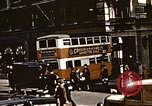 Image of double decker bus London England United Kingdom, 1945, second 8 stock footage video 65675048982