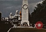 Image of Victory in Europe Day celebration at Buckingham Palace London England United Kingdom, 1945, second 12 stock footage video 65675048983