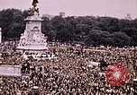 Image of Victoria Memorial London England United Kingdom, 1945, second 8 stock footage video 65675048992