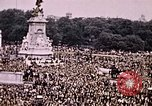 Image of Victoria Memorial London England United Kingdom, 1945, second 10 stock footage video 65675048992
