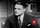 Image of Sargent Shriver Washington DC USA, 1963, second 12 stock footage video 65675048994