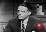 Image of Robert Sargent Shriver Washington DC USA, 1963, second 11 stock footage video 65675048997