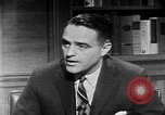 Image of Robert Sargent Shriver Washington DC USA, 1963, second 12 stock footage video 65675048997