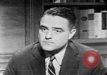Image of Robert Sargent Shriver Washington DC USA, 1963, second 1 stock footage video 65675048998