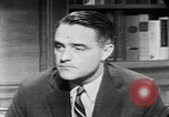 Image of Robert Sargent Shriver Washington DC USA, 1963, second 2 stock footage video 65675048998