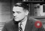Image of Robert Sargent Shriver Washington DC USA, 1963, second 3 stock footage video 65675048998