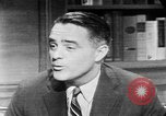 Image of Robert Sargent Shriver Washington DC USA, 1963, second 11 stock footage video 65675048998