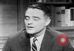 Image of Robert Sargent Shriver Washington DC USA, 1963, second 12 stock footage video 65675048998
