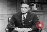 Image of Robert Sargent Shriver Washington DC USA, 1963, second 1 stock footage video 65675048999