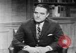 Image of Robert Sargent Shriver Washington DC USA, 1963, second 2 stock footage video 65675048999