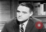 Image of Robert Sargent Shriver Washington DC USA, 1963, second 1 stock footage video 65675049000