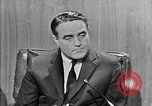 Image of Robert Sargent Shriver Washington DC USA, 1963, second 1 stock footage video 65675049002
