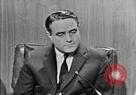Image of Robert Sargent Shriver Washington DC USA, 1963, second 2 stock footage video 65675049002