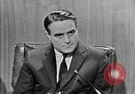 Image of Robert Sargent Shriver Washington DC USA, 1963, second 5 stock footage video 65675049002