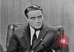 Image of Robert Sargent Shriver Washington DC USA, 1963, second 7 stock footage video 65675049002