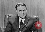 Image of Robert Sargent Shriver Washington DC USA, 1963, second 8 stock footage video 65675049002