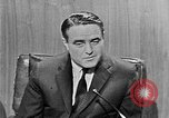 Image of Robert Sargent Shriver Washington DC USA, 1963, second 9 stock footage video 65675049002