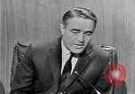 Image of Robert Sargent Shriver Washington DC USA, 1963, second 10 stock footage video 65675049002