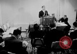 Image of Robert Sargent Shriver Chicago Illinois USA, 1961, second 2 stock footage video 65675049015