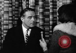Image of Sargent Shriver Pittsburgh Pennsylvania USA, 1963, second 4 stock footage video 65675049019