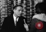 Image of Sargent Shriver Pittsburgh Pennsylvania USA, 1963, second 8 stock footage video 65675049019