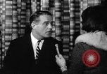 Image of Sargent Shriver Pittsburgh Pennsylvania USA, 1963, second 11 stock footage video 65675049019