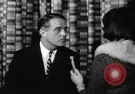 Image of Sargent Shriver Pittsburgh Pennsylvania USA, 1963, second 12 stock footage video 65675049019