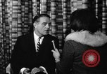 Image of Sargent Shriver Pittsburgh Pennsylvania USA, 1963, second 2 stock footage video 65675049020