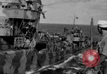 Image of Survivors of the USS Hornet Pacific Ocean, 1942, second 6 stock footage video 65675049023
