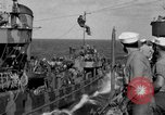 Image of Survivors of the USS Hornet Pacific Ocean, 1942, second 8 stock footage video 65675049023