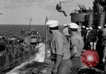 Image of Survivors of the USS Hornet Pacific Ocean, 1942, second 11 stock footage video 65675049023